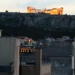 32_Parthenon sunset