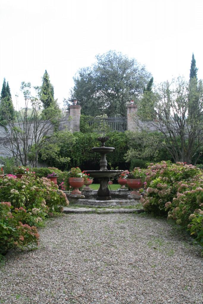 September in Tuscany