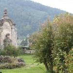 Front garden, Villa Rospigliosi